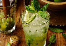 Orzeźwiający drink, czyli przepyszne mojito