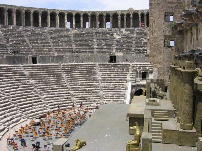 Teatr – początki