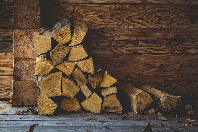 Przygotuj drewno opałowe na zimę