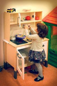 Kuchenki dla dzieci powyżej trzeciego roku życia