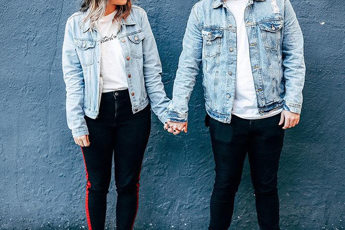 Kurtki jeansowe — wiosenna moda dla mężczyzn