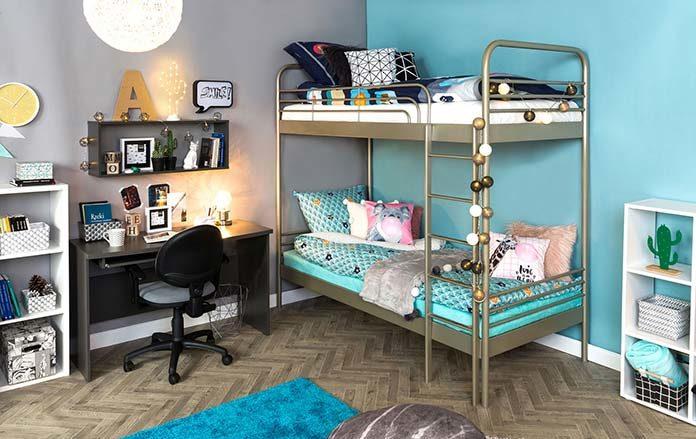 Pokój dla rodzeństwa – jakie łóżka wybrać?