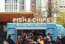Moda na jedzenie z food trucków!