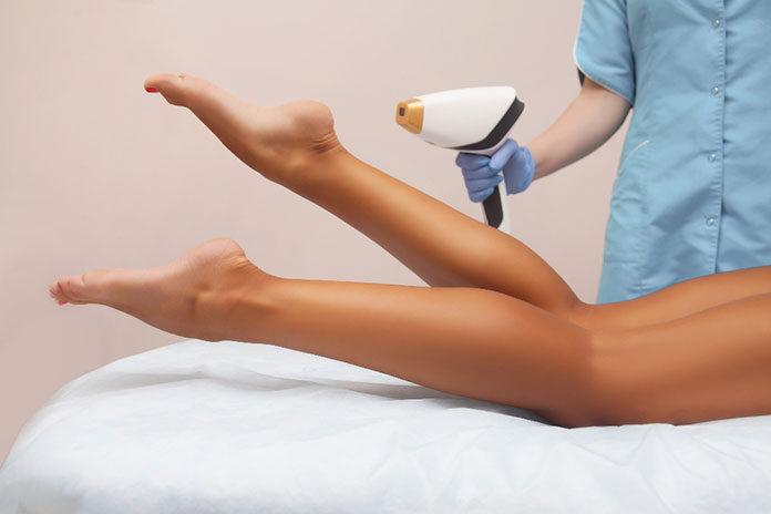 Laserowe usuwanie owłosienia – nowoczesna depilacja laserowa