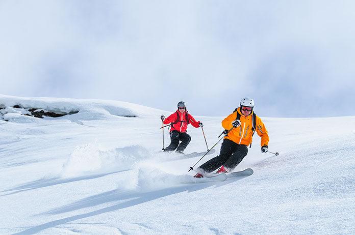 Narty w Skandynawii – raj dla fanów zimowych sportów