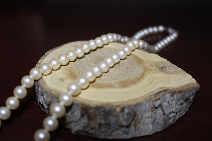 Naszyjnik z pereł Akoya