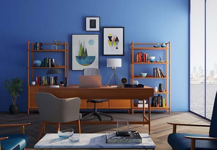 Lampki biurowe nie tylko do biura – rodzaje lamp stołowych do domu