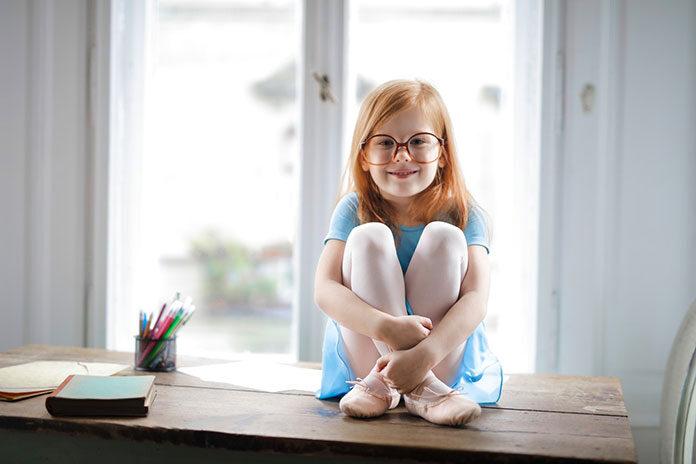 Okulary dla najmłodszych