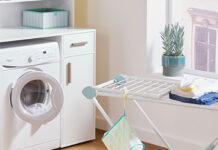 Jak funkcjonalnie urządzić pralnię w domu