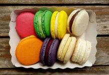 opakowanie na słodkości