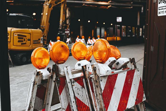 bariery drogowe