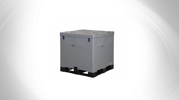 Pojemniki plastikowe 1000 litrów zastosowanie w przemyśle